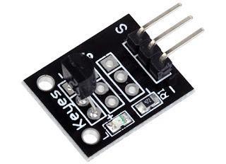 Modulo Ky-001 Sensor De Temperatura Cdmx Electrónica