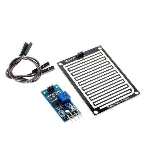 Modulo Sensor De Lluvia Yl-83 Arduino Pic