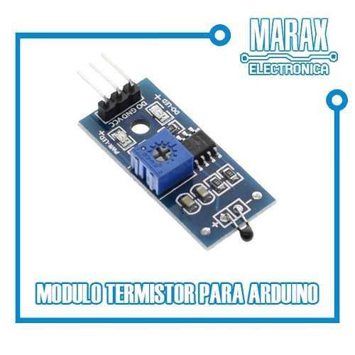 Modulo Termistor Sensor De Temperatura Arduino Pic