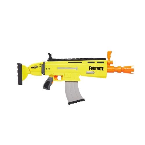 Nerf Fortnite Ar-l Dart Blaster Elite De 6 Dardos
