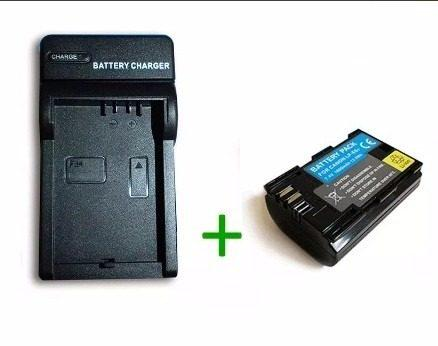 Pack Cargador Y Batería Para Canon Lp-e6 Eos 5d Mark 70d
