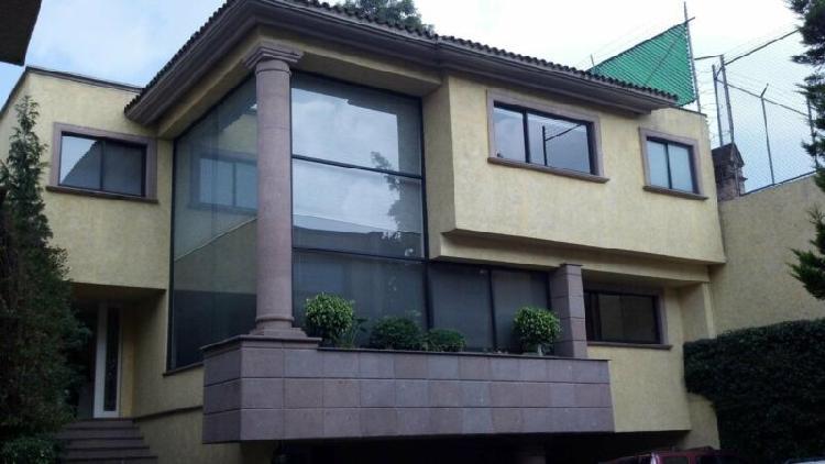 Preciosa Casa en Villa Coyoacan en RENTA