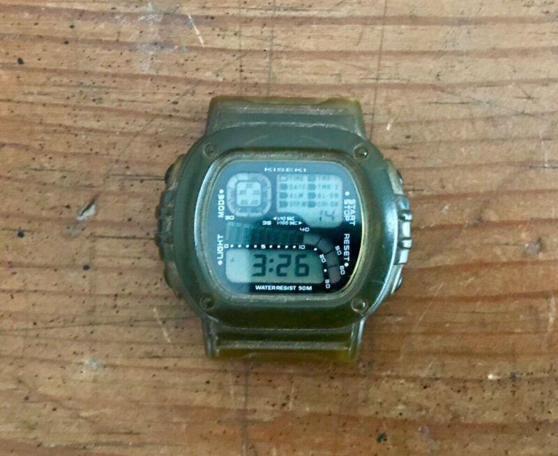 Reloj Kiseki AUB2F para Hombre Acero Inoxidable Resistente
