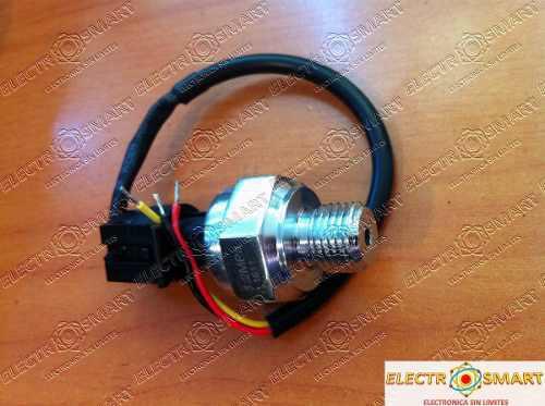 Sensor Analogico Arduino 5v Presion Agua Aire 1.2mpa 174psi