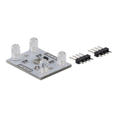 Sensor De Color Para Arduino Y Microcontroladores | Ard-376