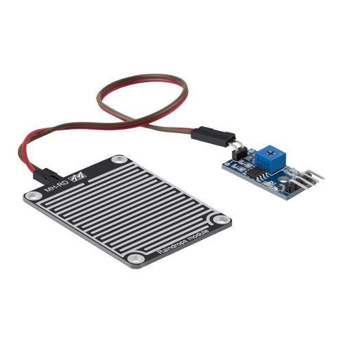 Sensor De Lluvia Para Arduino Y Microcontroladores| Ard-355
