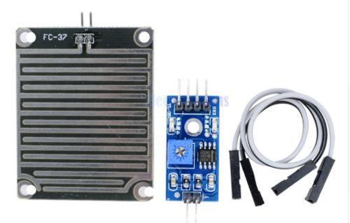 Sensor De Lluvia Yl-83 Para Arduino Cdmx Electrónica