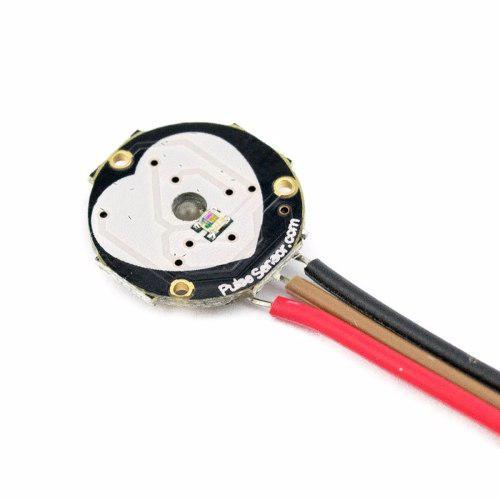 Sensor De Pulso Cardíaco Xd-58c Arduino