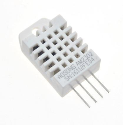 Sensor De Temperatura Dht22 Am2302 Cdmx Electrónica