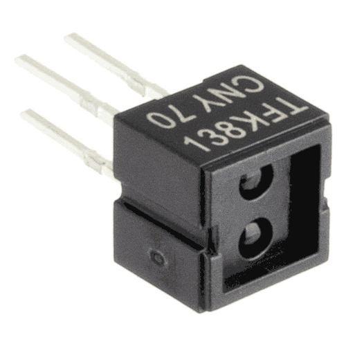 Sensor Optico Reflexivo Cny70 Arduino Pic