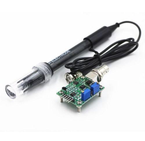 Sensor Ph Metro Analógico Electrodo Sonda Arduino Raspberry