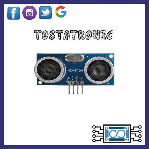 Sensor Ultrasonico Arduino