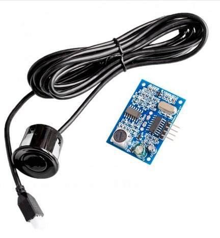 Sensor Ultrasonico Contra El Agua Arduino