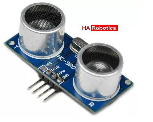 Sensor Ultrasonico Para Arduino Hc-sr04 Hcsr04