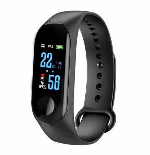 Smart Band Presion Ritmo Cardiaco Watch Pulsera Deportiva