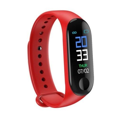 Smart Band Watch M3 Pulsera Inteligente Deportiva Ip66 /e