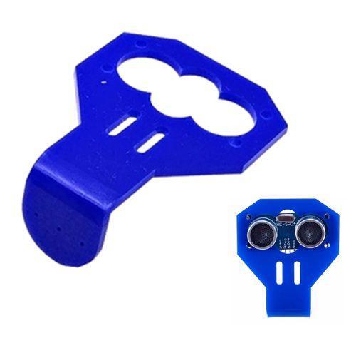 Soporte Para Sensor Ultrasonico Hc-sr04, Color Al Azar