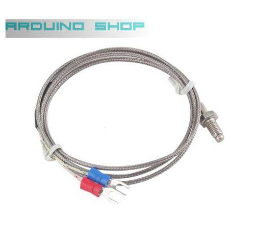 Termopar K Sensor Temperatura 400°c Cable 100cm Sin Max6675