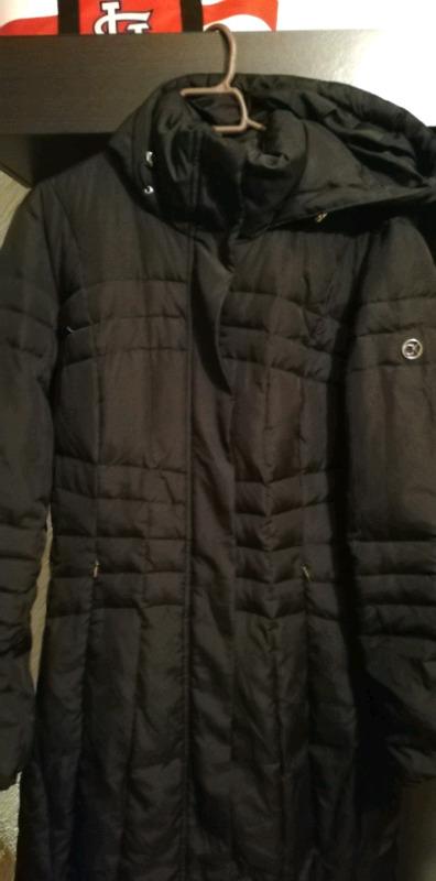 abrigo calvin klein original