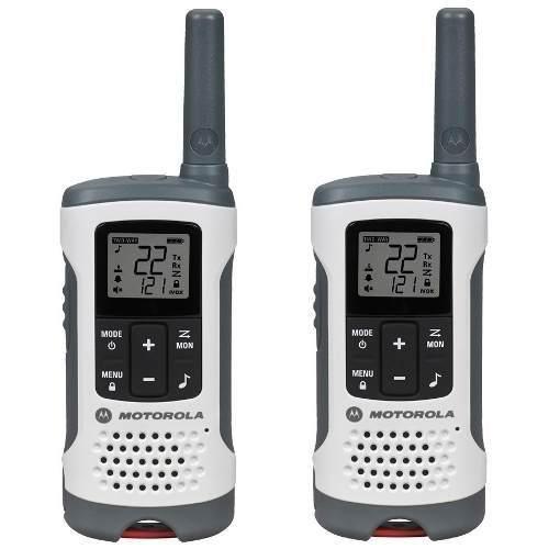 2 Radios Motorola Walkie Talkie T Km