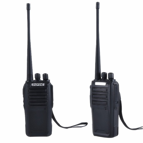 4 Radio Baofeng Uv6 Sin Pantalla Doble Banda