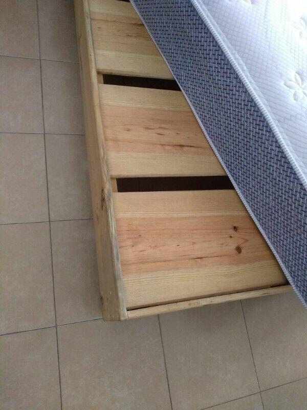 Base para cama individual