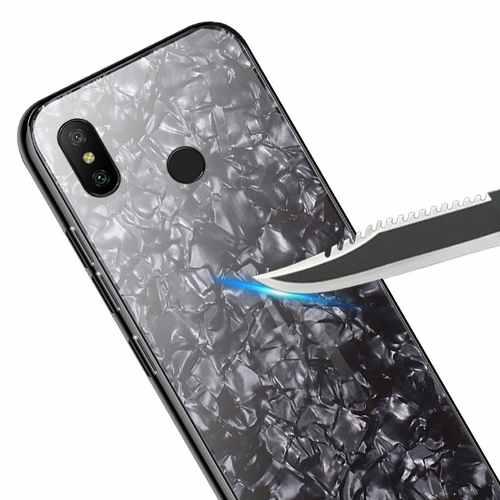 Funda Marmol Case Xiaomi Varios Modelos + Mica De Cristal