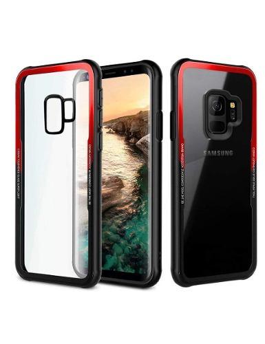 Funda Protectora Case Lujo Samsung S7 S8 S9 S10 Note 5 8 9