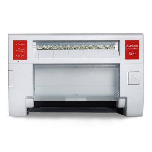 Impresora Fotográfica Mitsubishi K60 C/caja De Papel Gratis