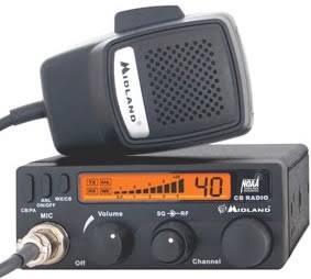 Midland lwz Radio Cb 4 Vatios Noaa 40 Canales