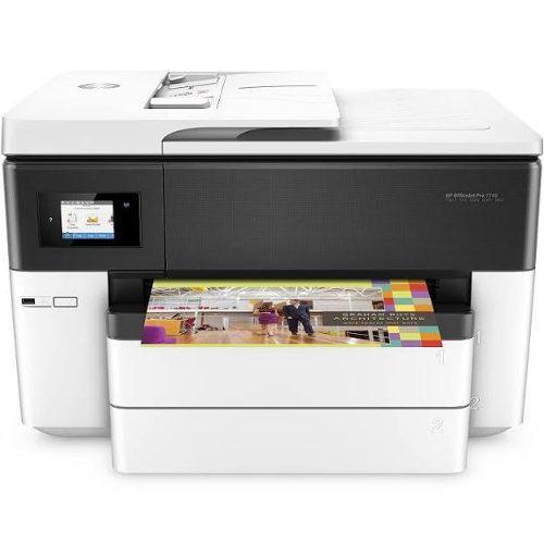 Multi Hp Officejet Pro 7740 Con Sistema De Tinta