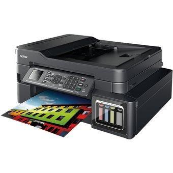 Multifuncional Brother Mfc-t910dw Tinta Continua Duplex Wifi