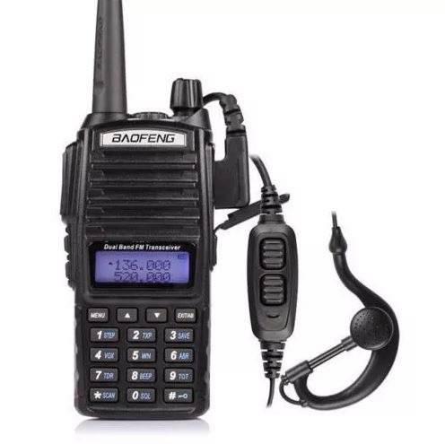Radio Baofeng Uv82 De 5 Watts Vhf Uhf Profesional - T