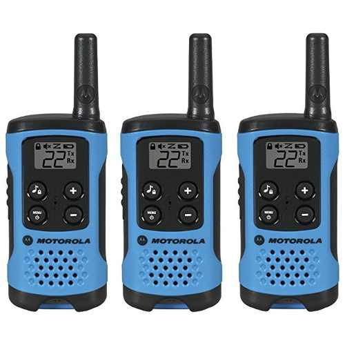 Radios Motorola T100tp 22 Canales 26 Km