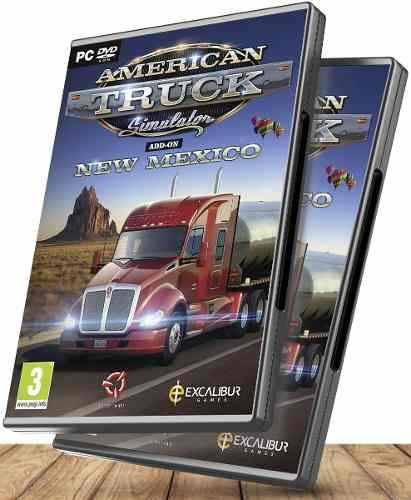 American Truck Simulator Nuevo México - Juegos Pc