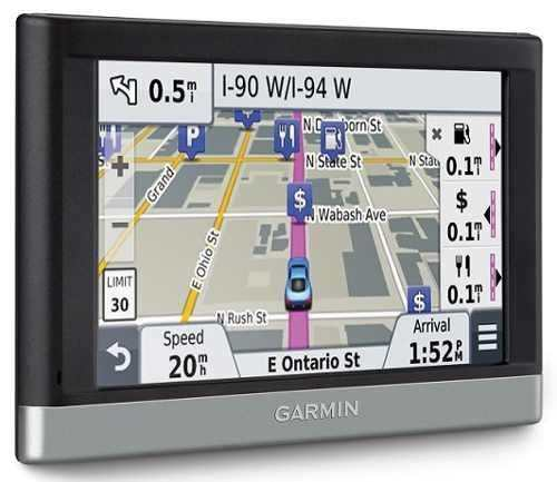 Gps Garmin Nuvi lm Bluetooth. Actualizacion Mapas X Vida