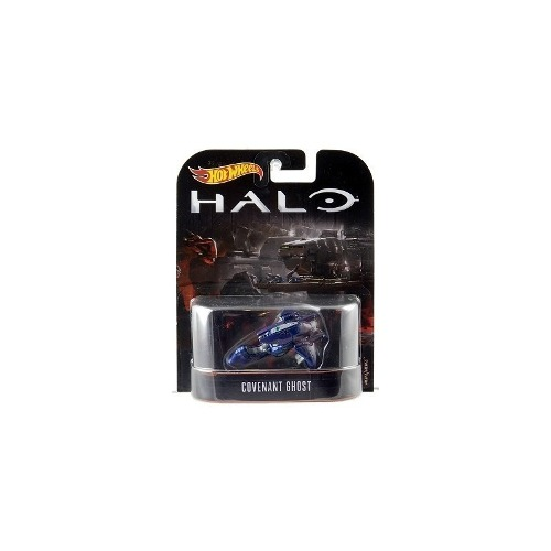 Juguete Hot Wheels Serie Retro Covenant Ghost Halo
