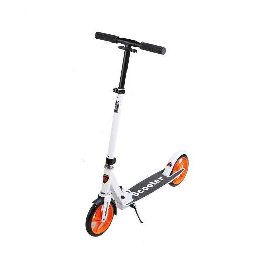 Patin Scooter De Diablo Aluminio Para Adulto Altura Ajustabl