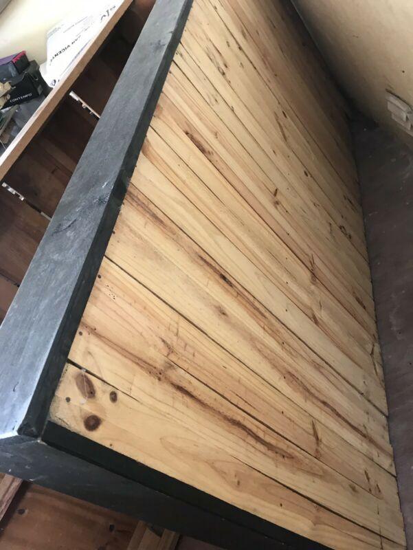 Bases de madera cama king size