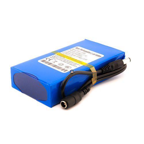 Bateria Recargable Litio 12v 6800 Mah Para Tiras Led @tl