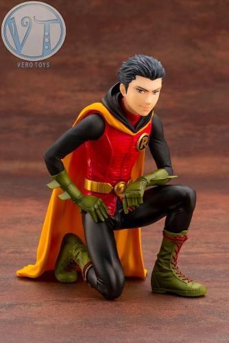Dc Comics Ikemen Dc Universe: Damien Robin