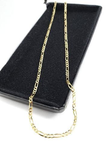 Elegante Cadena Cartier Oro Sólido 10k 6.6gr & 3.5mm