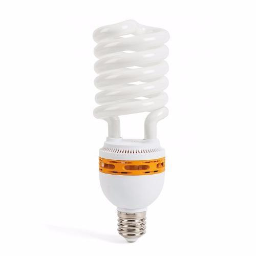 Foco Ahorrador Fluorescente De 105w 220v E40 Mogul Luz Fria