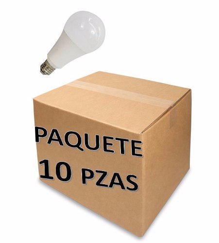 Foco Led 20w Para Casa E27 Paquete 10 Pzas Envio Gratis