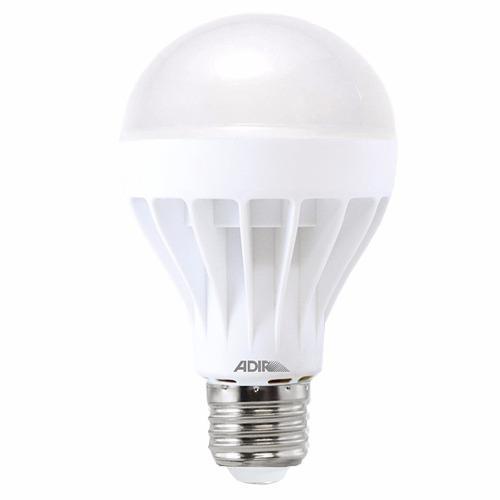 Foco Tipo Bulbo Eco Power Led 12w Blanco E27 260° Ilumi