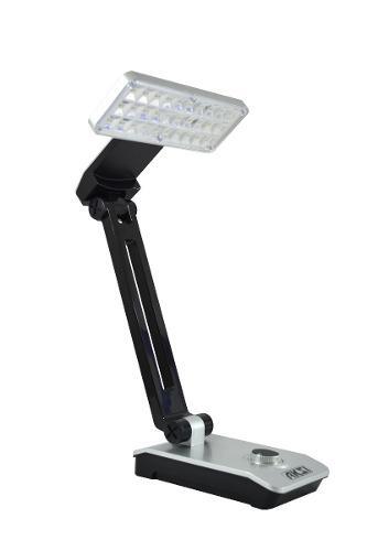 Lampara De Escritorio Recargable Led Lamp Plegable 2 Colores
