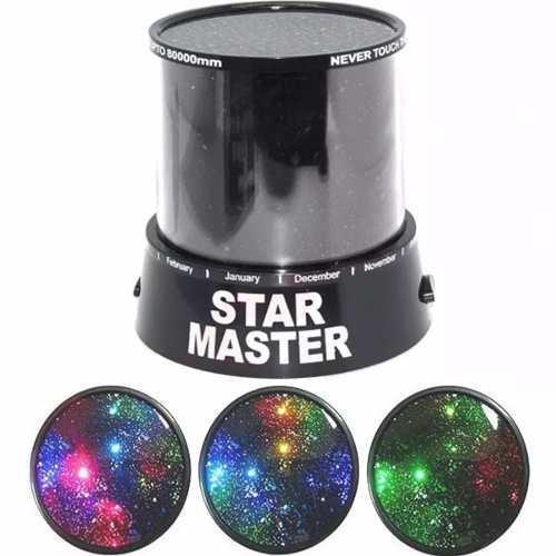 Lampara De Proyeccion Led De Estrellas Star Master H5007