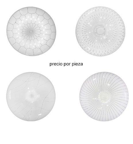 Lampara De Techo Led 18w (luminaria Decorativa Led) 1 Pieza