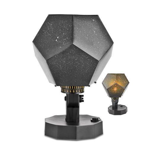 Lampara Domo Proyector Estrellas Cosmos 3 Colores A Elegir