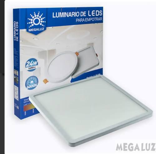 Lampara Empotrable Led 24w Ajustable Para Todas Las Medidas